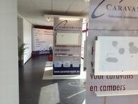 Traning caravanwand reparatie BASIS TRA06